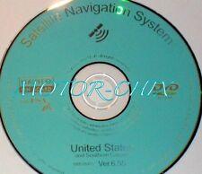 HONDA CIVIC EX & HYBRID NAVIGATION DISC DVD CD 6.55 GPS MAP DISK CR-V NAVAGATION