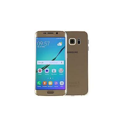 Samsung Galaxy S6 edge SM-G925 32GB Gold (Ohne Simlock) - Wie Neu - Aktion