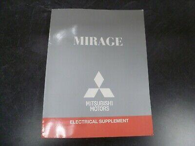 2014 Mitsubishi Mirage Hatchback Electrical Wiring Diagrams Manual De Es Cvt Ebay