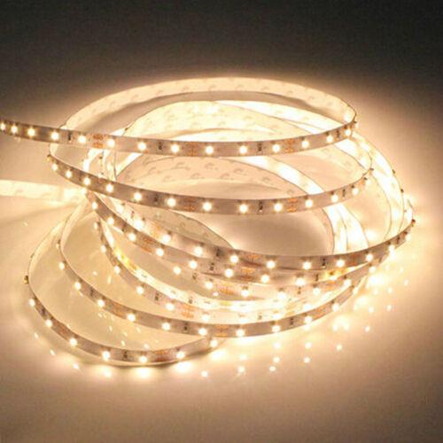 16ft//5M 5630 Waterproof 300 LED Light Strip Flexible Ribbon DC12V LED Tape Lamp