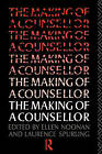 The Making of a Counsellor by Taylor & Francis Ltd (Paperback, 1992)