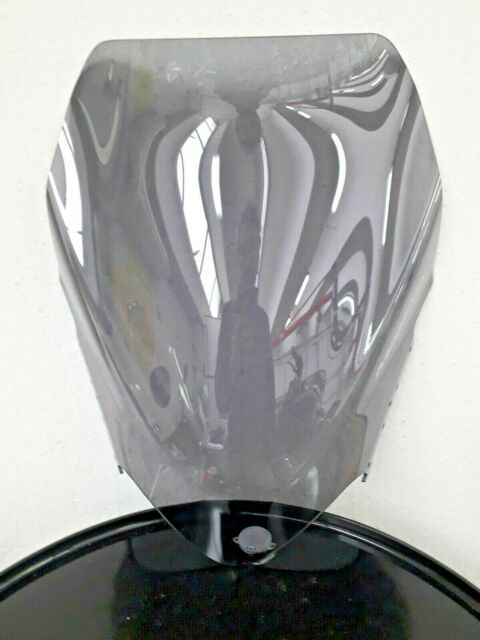 CUPOLINO SPORT SCOOTER MAJESTY 400 2004//2008 ERMAX NERO SCURO