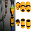 New-3PC-1-2-034-3-4-034-Garden-Hose-Water-Tube-Quick-Connector-Tube-Fitting-Tap-Adapter thumbnail 2