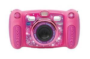 Vtech Kidizoom Camera Duo 5.0 Pink (prenez 5 mégapixels Photos Vidéos) 3417765071539