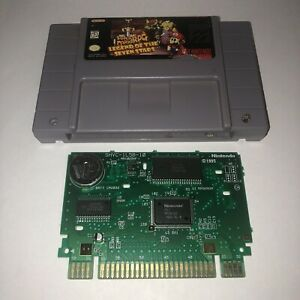 AUTHENTIC-Super-Nintendo-Game-MARIO-RPG-Legend-of-The-7-Stars-SNES-Battery-SAVES