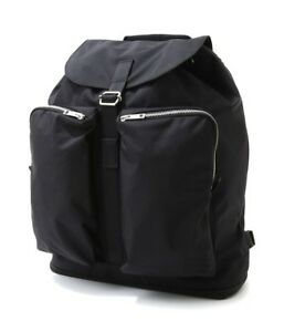 YOSHIDA Bag PORTER ASSIST Backpack Ruck sack 529-06112 Black F S ... 66f71654fa2dc