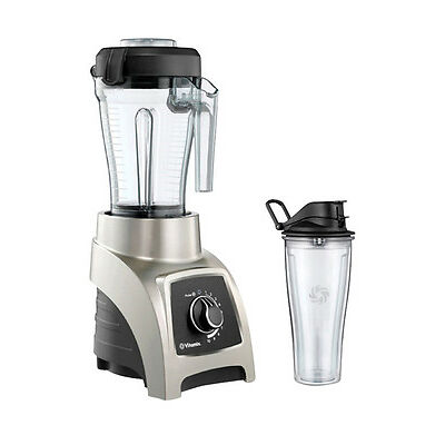 NEW Vitamix S30-058328 Compact Blender:Brushed Stainless