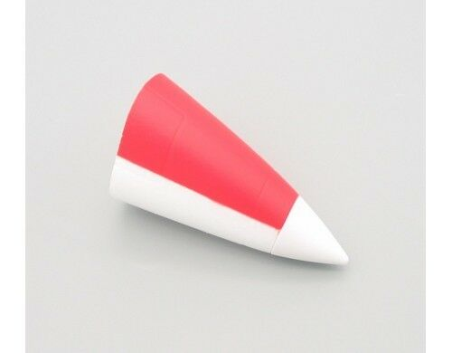 Free Shipping ! FMS Model Yak-130 Red 70mm EDF Jet Nose Cone Part