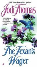 The Texan's Wager (The Wife Lottery), Thomas, Jodi, Good Book
