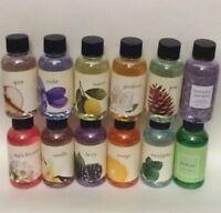 Collection 12 Of Rainbow Vacuum & Rainmate 2 Oz. Fragrances Oils Scents