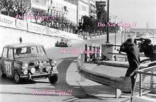 Paddy Hopkirk Mini Cooper S 33 EJB Winner Monte Carlo Rally 1964 Photograph 1