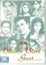 BHOOLE BISRE GEET - BOLLYWOOD HIT 21 SONG DVD - FREE UK POST