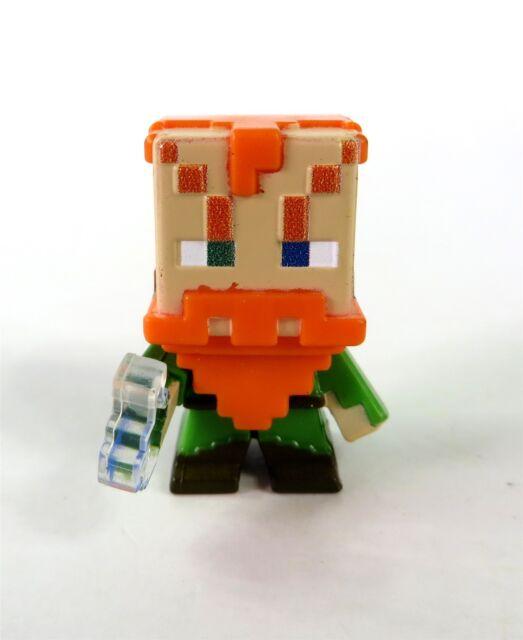 Minecraft Minifigure Biome Settlers Series 8 Minis Nether Explorer NEW