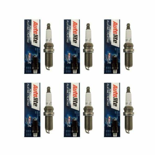 Spark Plugs for Mercedes-Benz C230 Kompressor 1.8L 03-05 Ignition Coils UF555