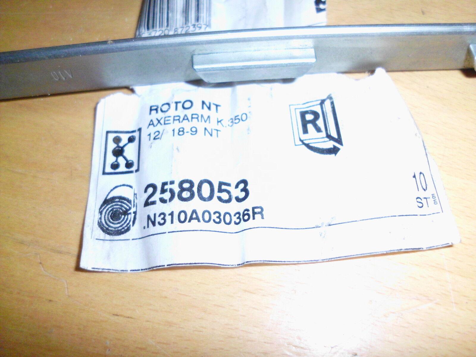 10 neue Roto NT NT NT Axerarm Axer Schere Gr. 350 Rechts neu 12 18-9 (36) M014 258053 | Deutschland Shop  636ab2
