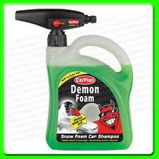 Car Plan Wash Snow Foam Shampoo 2 Litre With Gun  [CDW200] Demon Shine