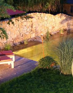 6,99€//m² Teichfolie 1mm Grün 4 x 4 Meter Gartenteich Folie Teichbau Bachlauf