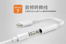 Conversion line adapter Apple iPhone7 headset cable to lightning 3.5mm ZJT-013.2