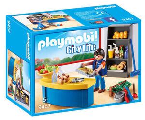 2019 DernièRe Conception Playmobil Custode Con Chiosco 9457 Playmobil