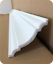12x12cm XPS Polystyrene Lightweight Wall Coving Cornice Finest Quality Nextday