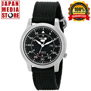Seiko 5 Automatic Watch Snk809k2 Snk809 Snk809k 100 Genuine Product