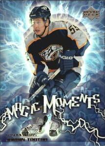 2003-04-Upper-Deck-Magic-Moments-MM15-Jordin-Tootoo-NM-MT