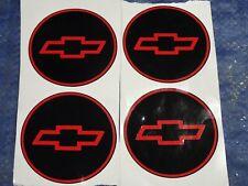 Chevy Truck Rim Center Cap Decal Emblem Sticker 25 Set Of 4