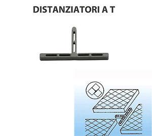 Distanziatori t 500 pezzi 2 3 4 5 mm posa pavimento for Piastrelle 2 mm