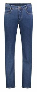 MAC-ARNE-blue-light-used-look-Herren-Jeans-0501-00-0970L-H510-RECYCLED-COTTON