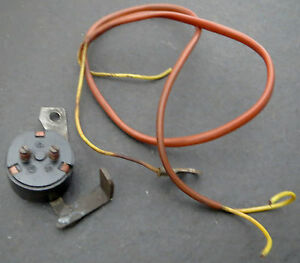 JAWA-CZ-175-TIPO-356-Interruptor-Soporte-poblacion-principal-Switch-Stand-SHIFT