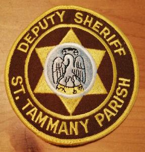 St-Tammany-Parish-Louisiana-Deputy-Sheriff-shoulder-patch