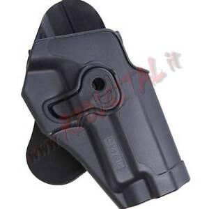 Details about Cytac Polymer Holster Black For Gun Beretta 92 FS, Taurus,  gsg92, regard- show original title