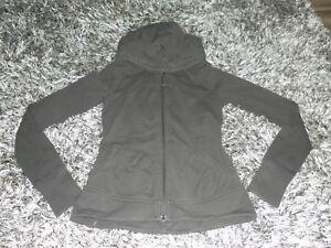 ff571bb97b Image is loading Lululemon-4-Movement-Black-Long-Sleeve-Hoodie-Jacket-