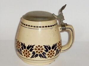 Old-30er-Years-Mug-Westerwald-Beer-Mug-New-Age-Art-Deco-Decor