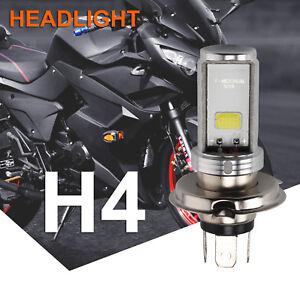 Motocicleta-Cool-H4-Blanco-Faros-3030-LED-Hi-lo-Haz-de-Luz-Lampara-Bombilla-6500K