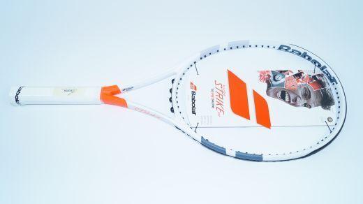 Nuovo  BABOLAT PURE STRIKE 100 Racchette da tennis 2017 l3 Racchetta Drive 300g Thiem NEW