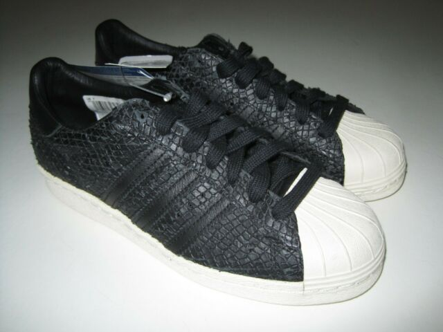 adidas superstar black and white womens size 7