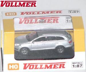 Vollmer-Cars-H0-41619-Audi-Q7-silber-NEU-OVP