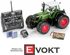 Carson 500907172 Tractor 1:14 Fendt 930 Vario TMS Double Tire 2.4 GHz 100% RTR