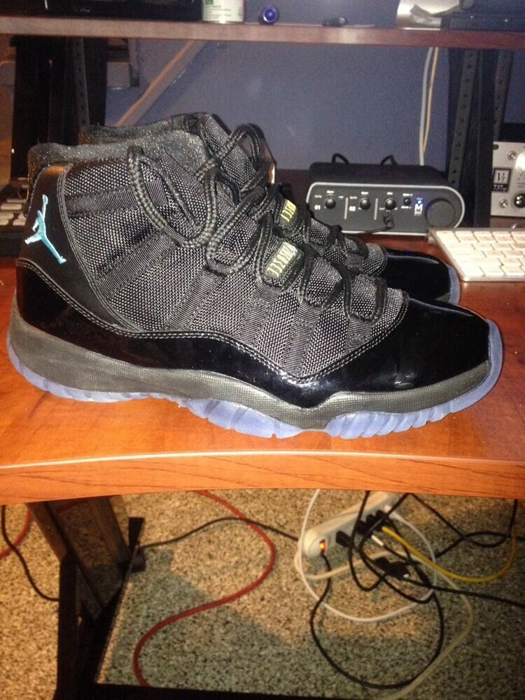 Jordan Gamma 11 Size 9