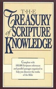Treasury-of-Scripture-Knowledge
