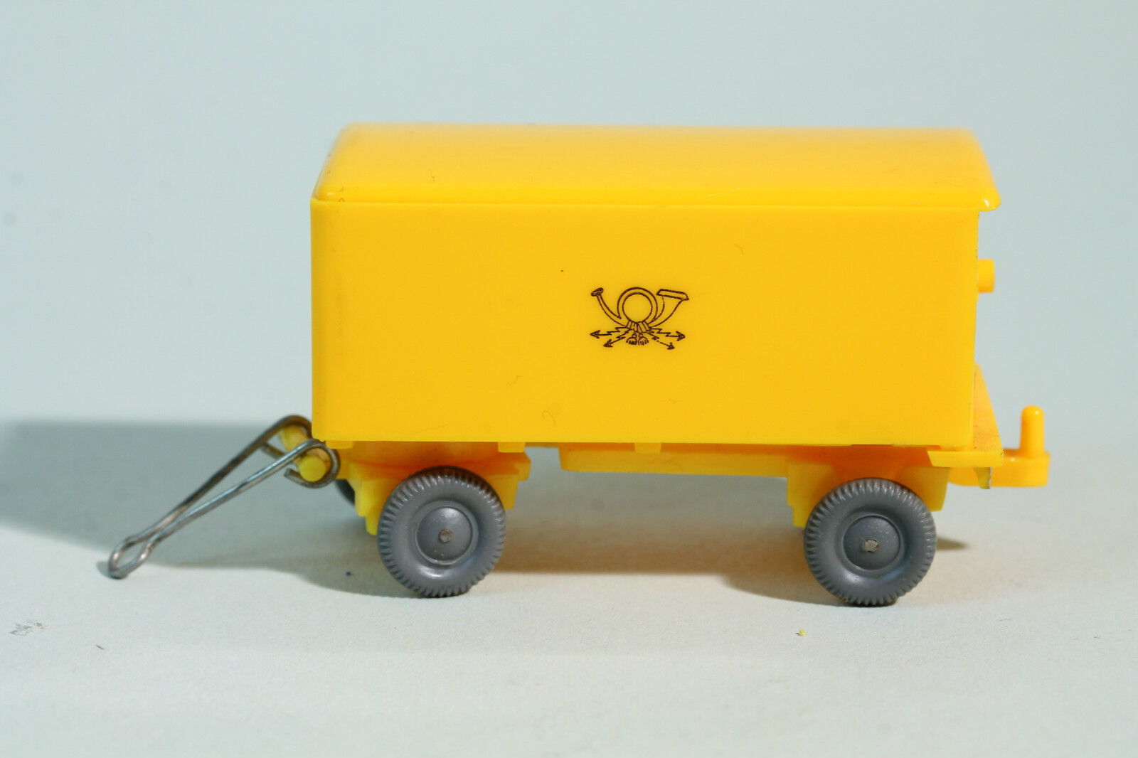 1022 Type 4 WIKING postanhänger vitres alt 1955 - 1959