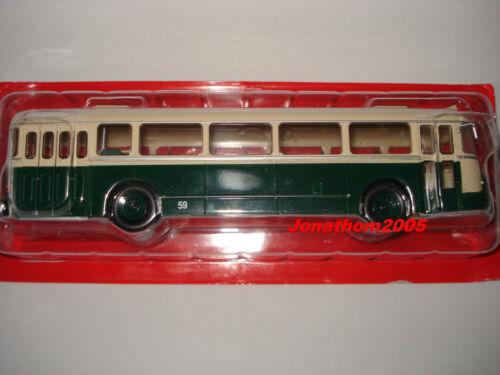 Bus & Reisebusse der Welt Fahrzeuge CHAUSSON APU 53 Barcelona Spanien 1955 au 1/43° Sonstige