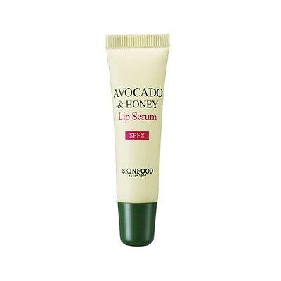 [SKINFOOD] Avocado & Honey Lip Serum SPF8 10ml - Korea Cosmetic