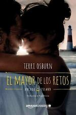 An Anchor Island Novel: El Mayor de Los Retos by Terri Osburn (2016, Paperback)
