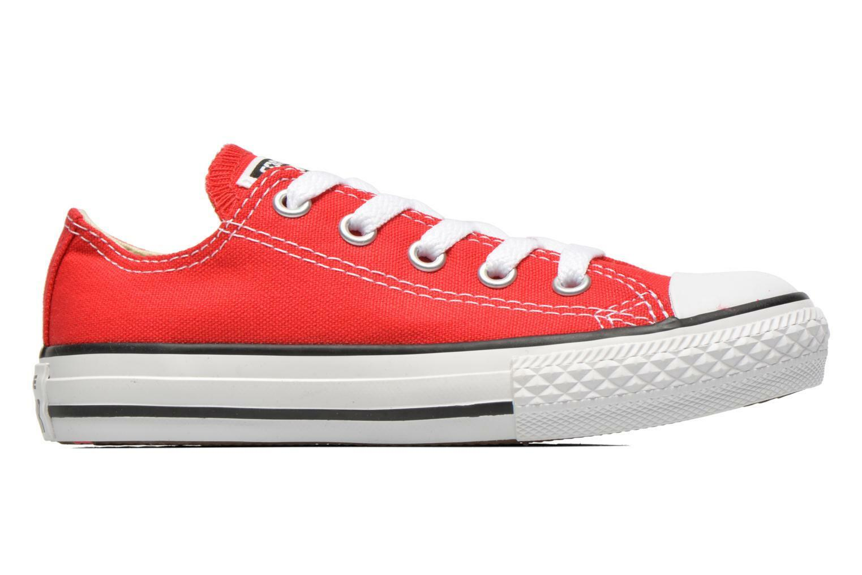 Kinder Converse Chuck Taylor Bll Star Core Ox Sneaker Rot