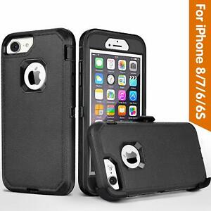 dbb0a7e08 Details about For iPhone 6 7 8 Plus Case Cover with Belt Clip (Fits Otterbox  Defender Series)