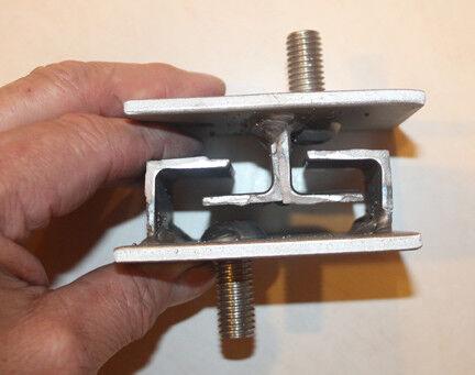 Dodge Viper Polyurethane Engine Mounts PAIR GEN1 GEN2 GEN3-92-08