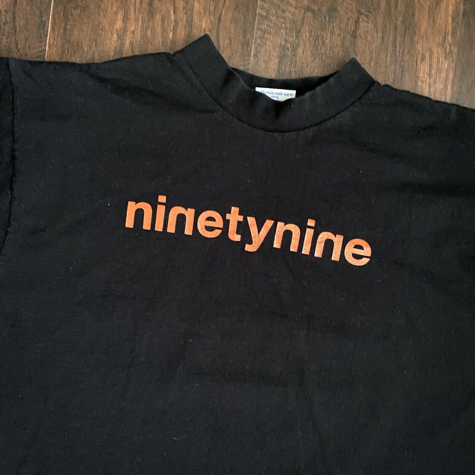Vintage Nine Inch Nails Ninetynine T-Shirt XL The… - image 3