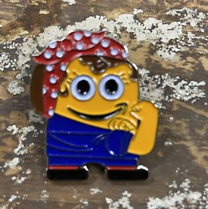Rosie die Nietzange Amazon peccy Sammler Pin neue zieht sein Eigen!